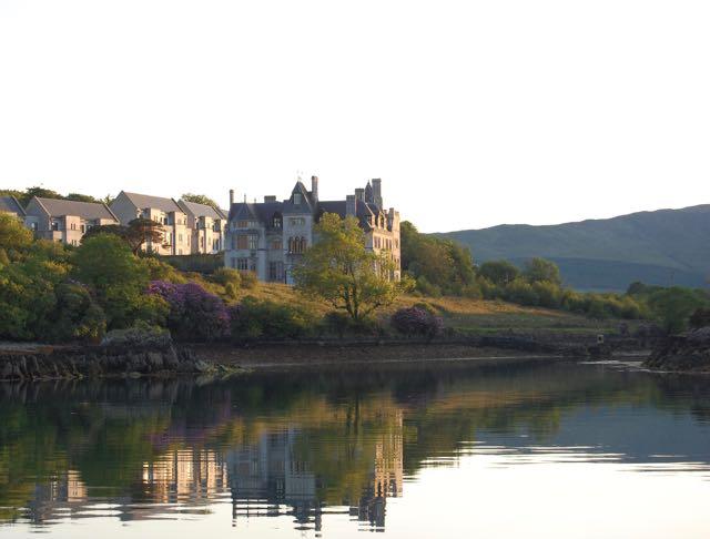 Dunbar House : the ultimate Celtic Tiger folly